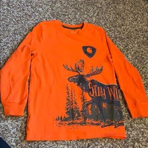 Children's Carhartt shirt